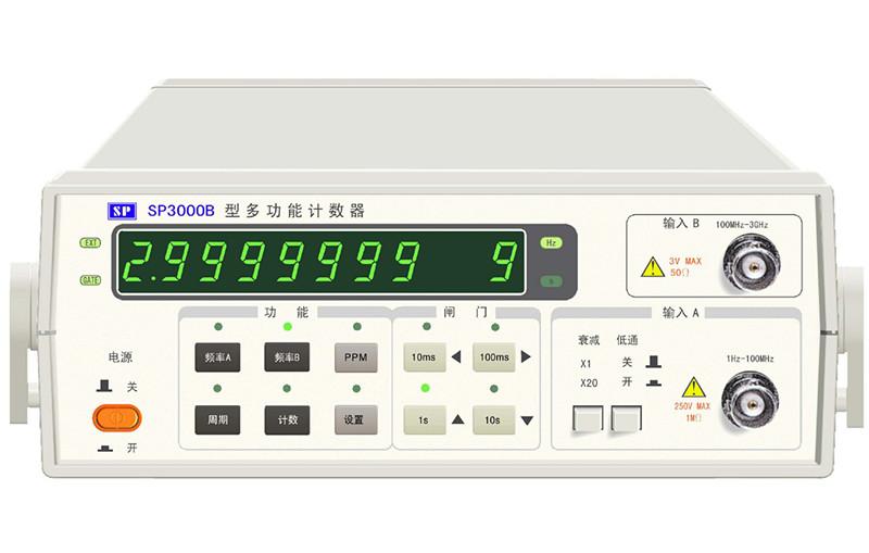 SP3000B    3GHz